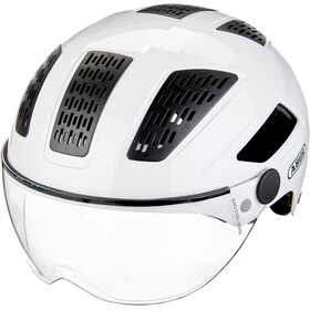 ABUS Hyban 2.0 Ace Helmet polar white